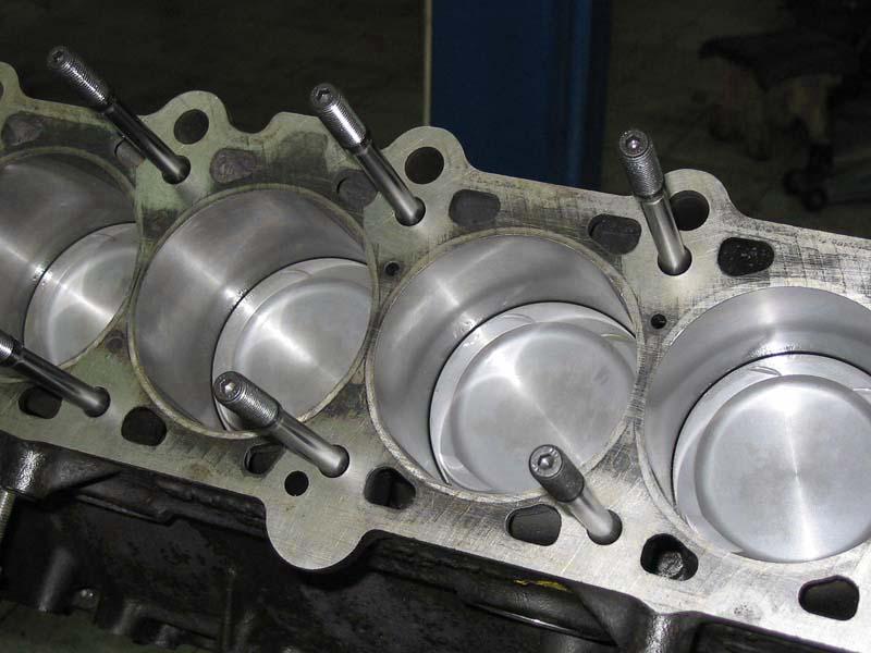 Auf benziner seite kommen komplett neu entwickelte vierzylinder turbo picture