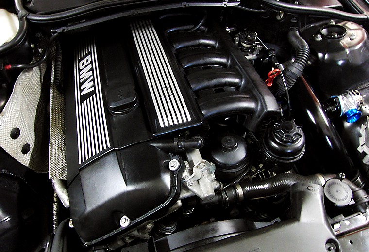 BMW E46 328 Turbo (M52B28TU)