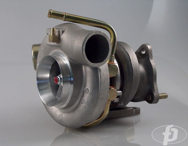 Subaru FP Red Turbocharger